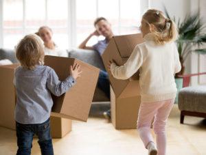 Wohnung oder Haus mieten