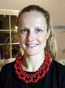 Rückkehrerin Kersten Berndt