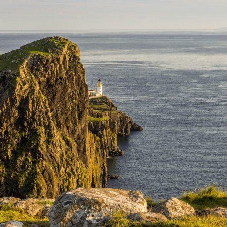 Neist Point in Schottland